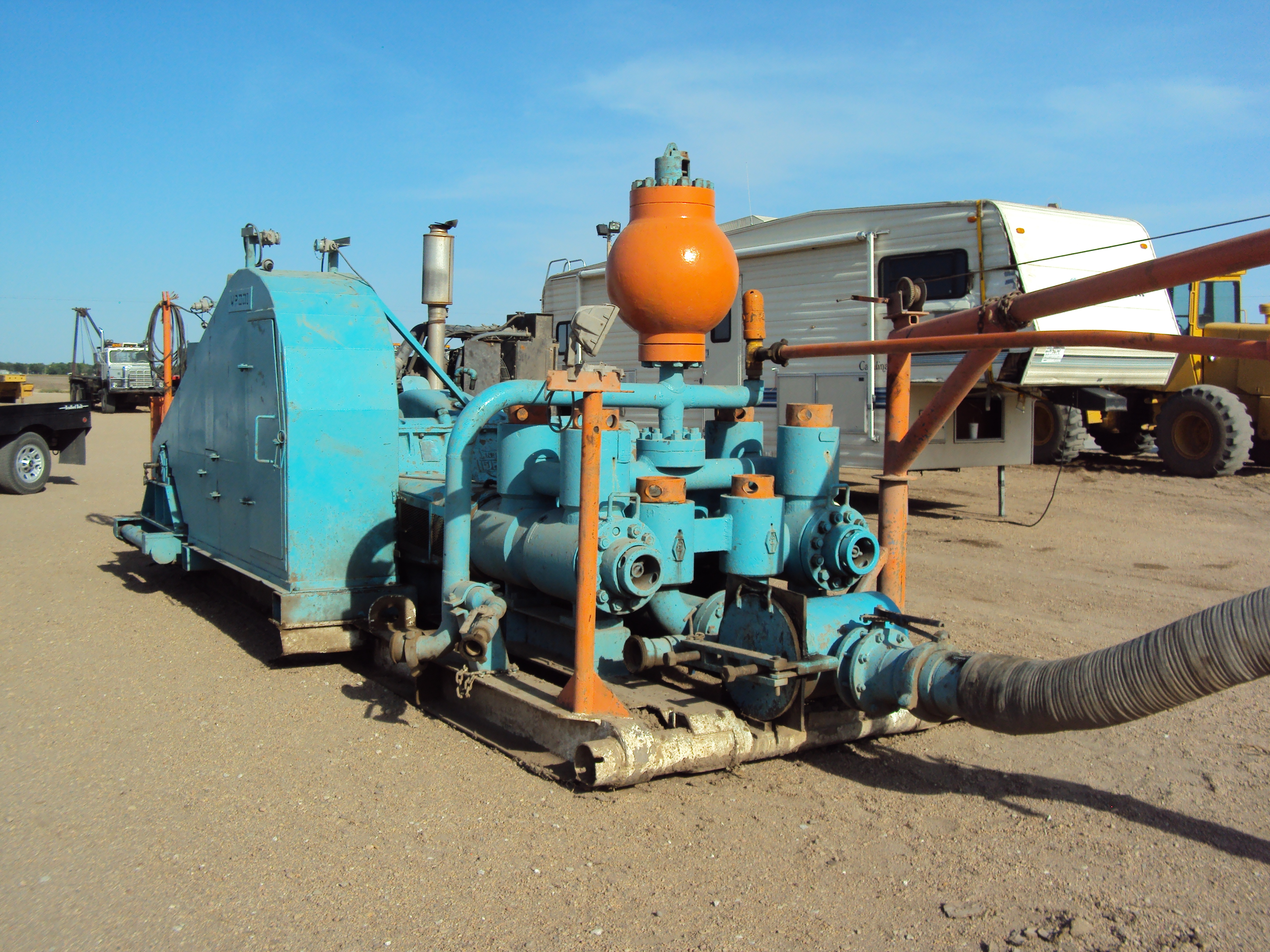 Drilling Company For Sale, Cooper Oil Rig Equipment For Sale