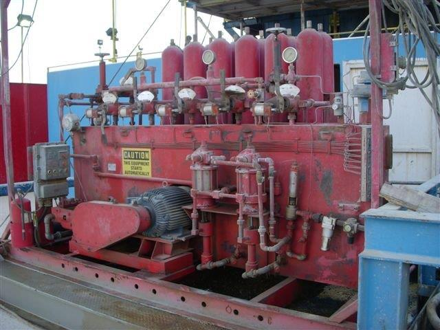 Matting Boards Drilling Rig Latshaw Rig 18 Latshaw